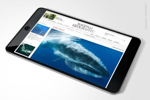 """NYT, Condé Nast Working on """"Large-Screen"""" iPhone Apps For the Tablet"""