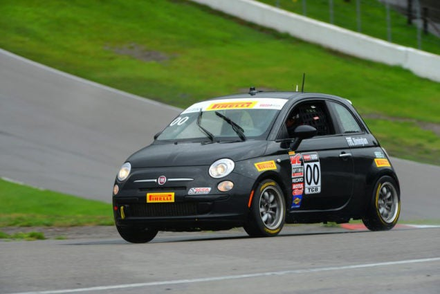 After 17 Years, Leo Parente Is Racing Again