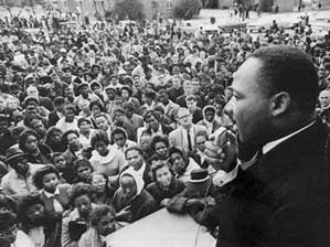 Remembering MLK, Now Owned By Nike