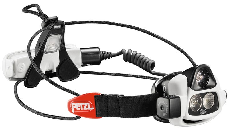 Self-Adjusting Headlamp Knows If You Want To See Near Or Far