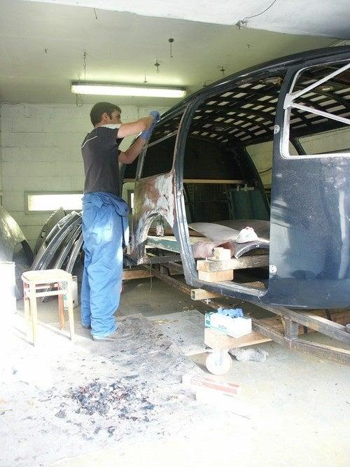 Dymaxion Restoration