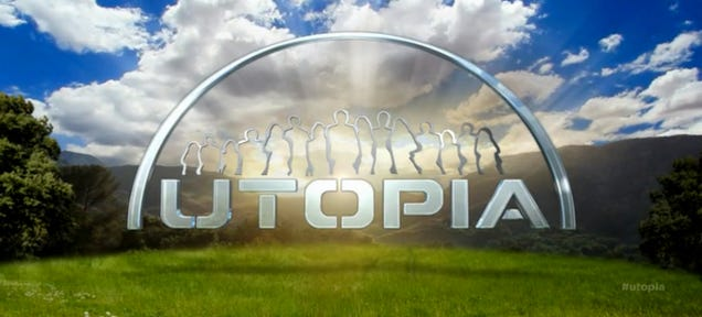 That New Utopia Show Is a Dumb Dystopia But Obviously That's the Point