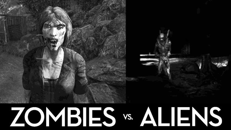 Which Is Worse, Aliens: Colonial Marines Or The Walking Dead: Survival Instinct?