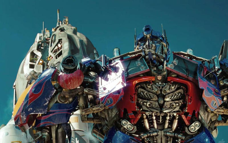 Insanely Detailed Synopsis of Transformers 3: There's good news, and bad news...