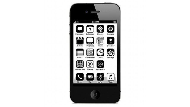 Get That Retro iOS '86 Theme for Your Jailbroken iPhone Now