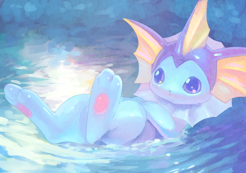 Is It Possible to Make Pokémon More Adorable? More Beautiful? Yes, It Seems.