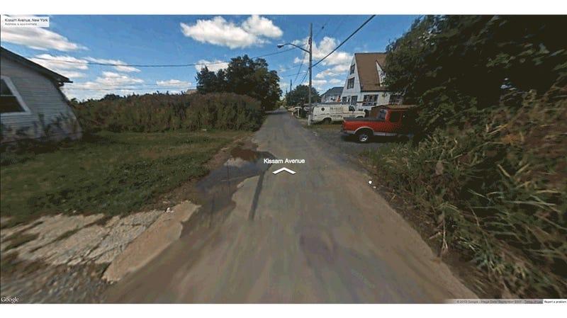 Google Street View's Greatest, Weirdest Hits