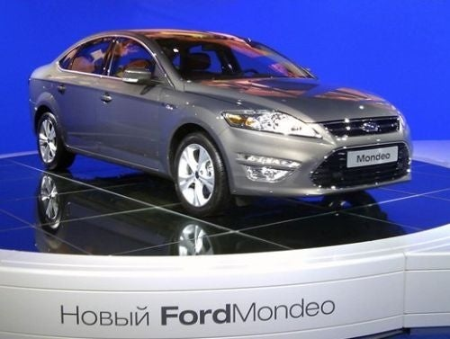 New Ford Mondeo A Fusion Of Upgrades