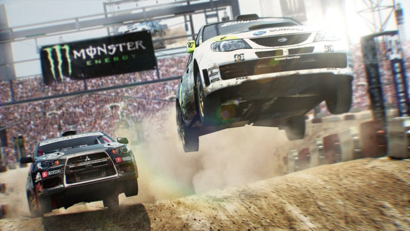 The Activision vs Infinity Ward Of The Racing Game World