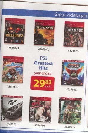 Rumor: Killzone, Resistance Sequels Added To PS3's Greatest Hits Line