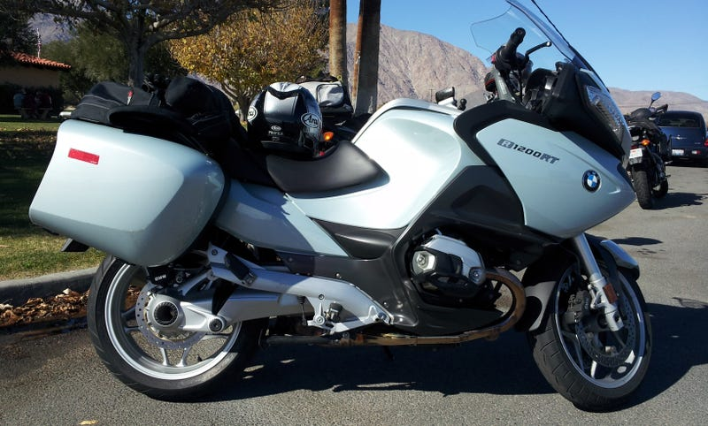 So-Cal fling with an R1200RT – Cheating on my motorcycle, Round Two.