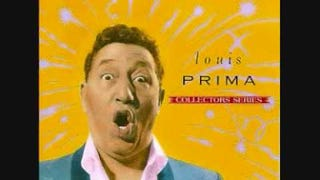 May I interrupt your fleet posts with some Louis Prima?