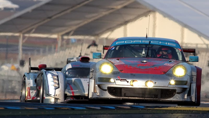 The 2012 24 Hours Of Le Mans: Über Gallery