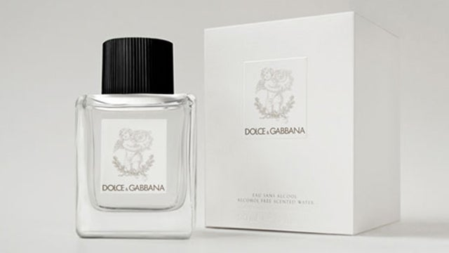 Dolce & Gabbaby: Italian Fashion House Announces Perfume for Babies