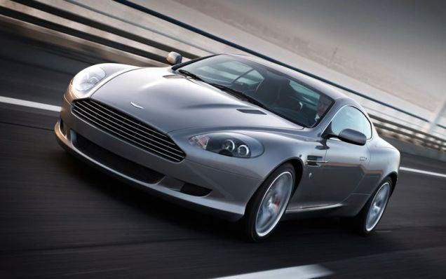 Most Attractive VH Aston?