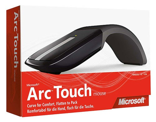 Microsoft Arc Touch Mouse Gallery