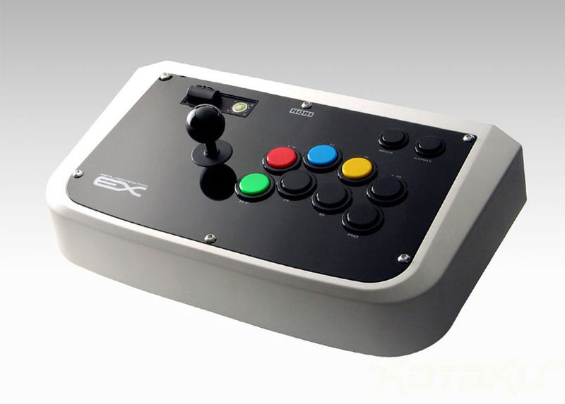 Hori Arcade Stick is Made From the Guts of Real Arcade Machines