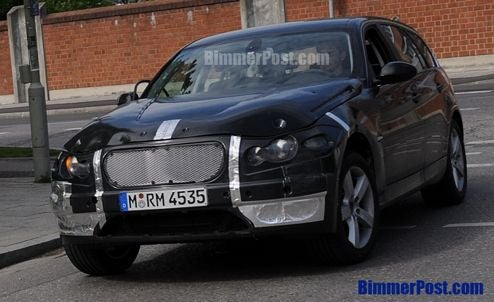 2010 BMW F3 Spied Plotting The Automotive Apocalypse?