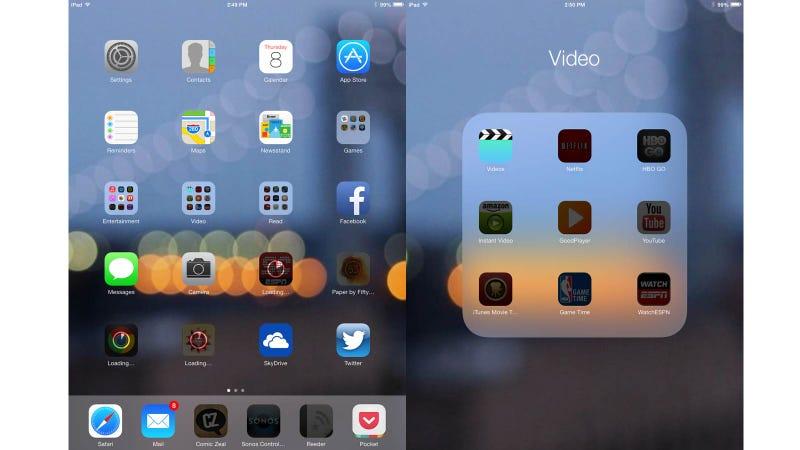 The Weirdest iOS 7 Beta Feature (?) Yet