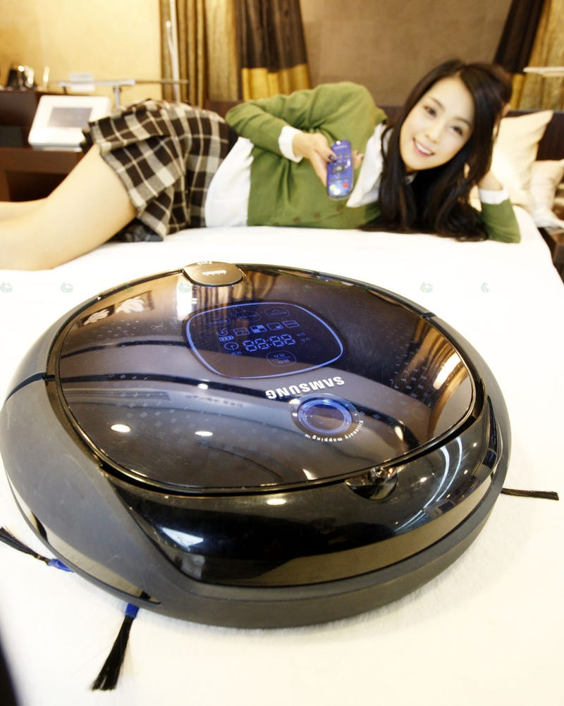 Tango Autonomous Vacuum Has A Built-In Upskirt Camera