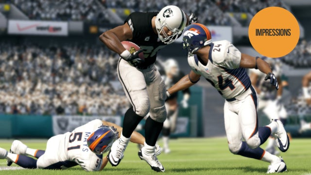 Madden Plants the Flag on the Wii U, but Doesn't Gain Much Ground