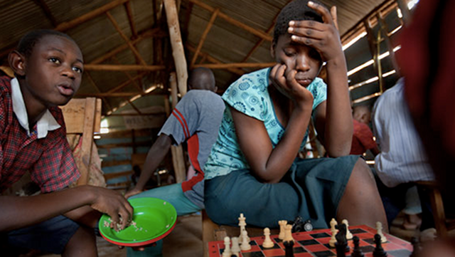 Chess Is One Girl's Ticket Out Of The Slums