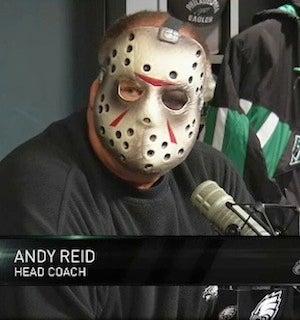 Andy Reid Is: Jason