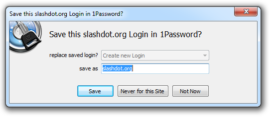 The Only Secure Password Is the One You Can't Remember