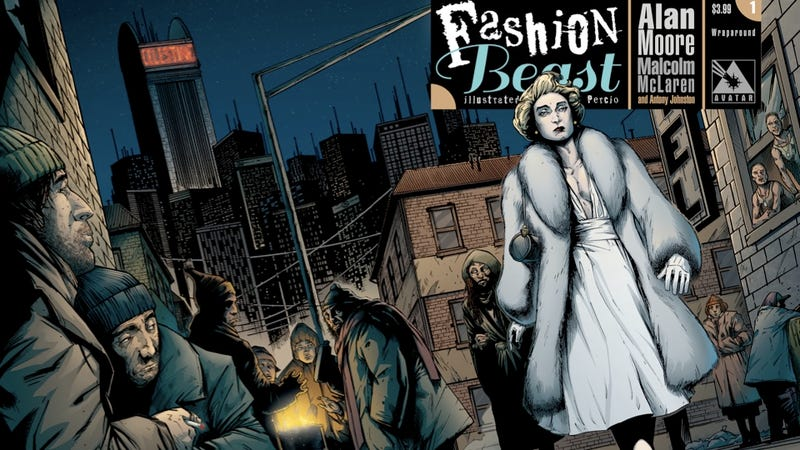 Fashion Beast Is the Dystopian Future Fashion House Monopoly Comic You've Been Waiting For