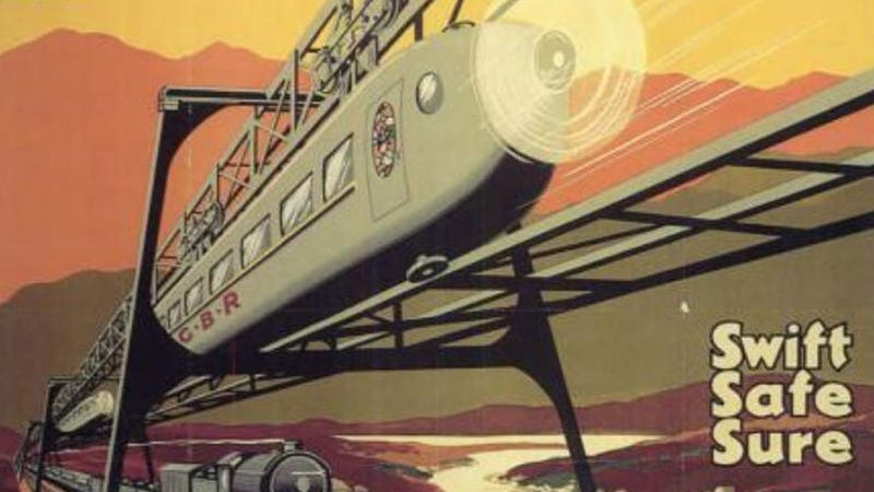 What's Your Favorite Failed Utopian Mass Transit System?