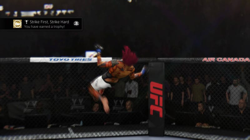 EA Sports UFC 2 Feels Great, But It Lacks Substance