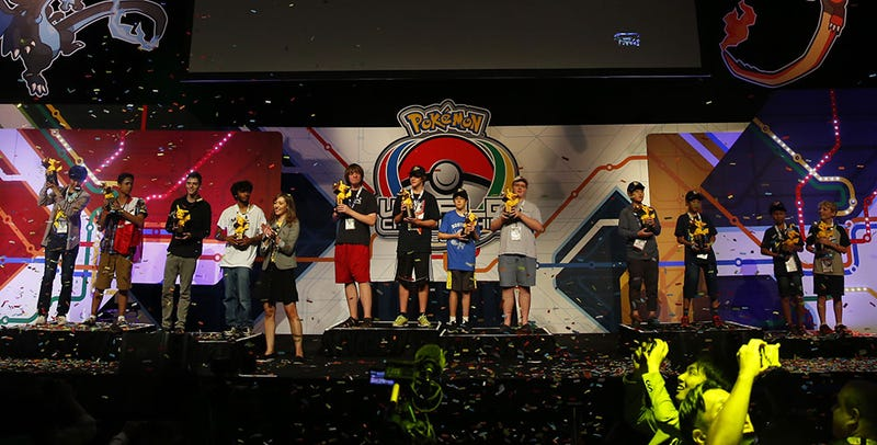 The Best Pokémon Players In The World For 2014 Are...These Guys