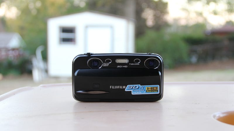 Lightning Review: Fujifilm W3 3D Camera