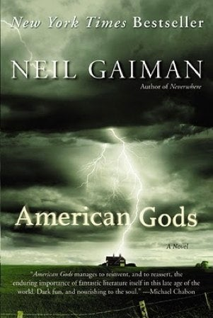 HBO making a miniseries of Neil Gaiman's American Gods?