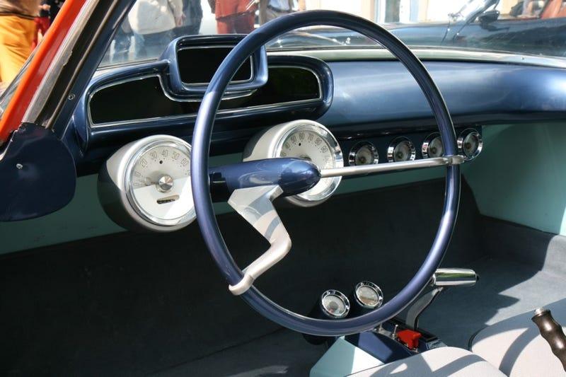 Ghia Gilda Streamline X Coupé: Coolest Chrysler Ever Made