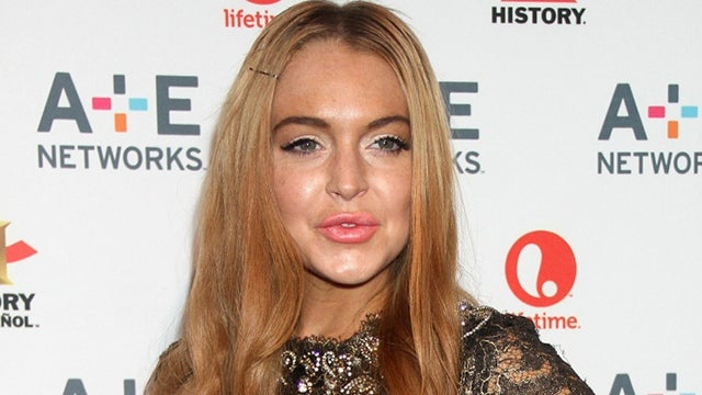 Truck Driver Lindsay Lohan Hit Claims He Was Offered Bribe for His Silence