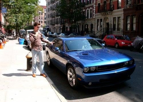 Crazy Euro Car Boy's Muscle Car War