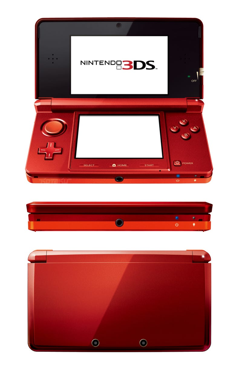 Check Out The 3DS' Specs