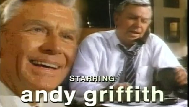 NBC Affiliate in Cleveland Airs 20-Year-Old Episode of Matlock In Lieu of Thursday's Primetime Lineup to Protest Andy Griffith Oscars In Memoriam Snub