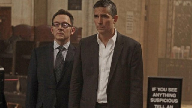 Is Finch starting to lose it on Person of Interest?