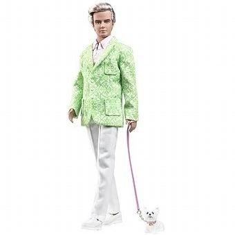 """Meet The """"Palm Beach Sugar Daddy"""" Ken Doll."""