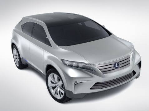 Tokyo Auto Show Preview: Lexus LF-Xh