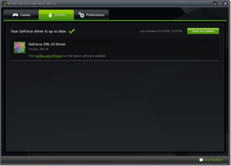 Nvidia's GeForce Experience Fixes Your Graphics Settings for You