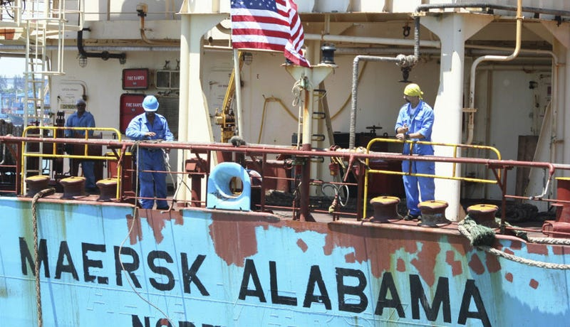 """Bodies of Former Navy SEALs Found On """"Captain Phillips"""" Ship"""