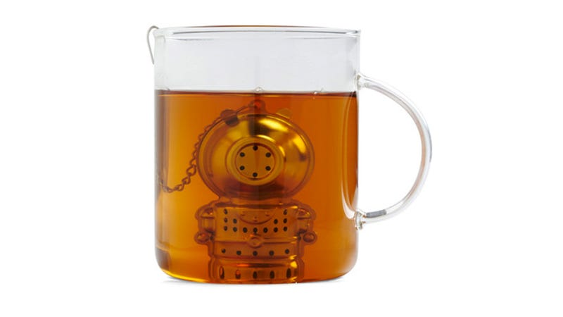 Here's an Infuser That Goes Deep Tea Diving