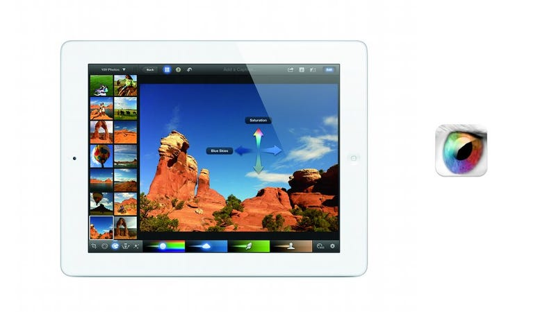 The New iPad's Beautiful New Retina Display: 1,000,000 More Pixels than HDTV