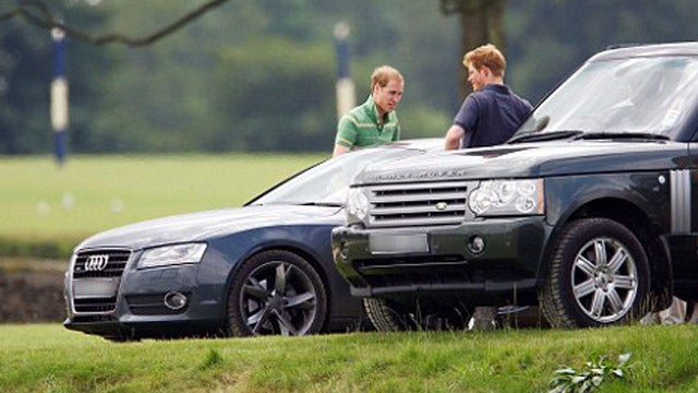 Audi gives British royal family a 60% discount on new cars
