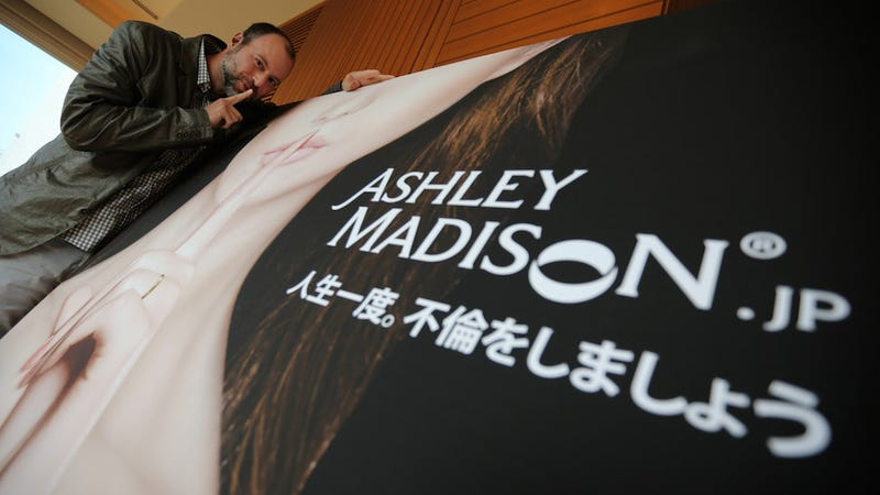 Cheating Site Ashley Madison Won't Delete Your Profile Unless You Pay