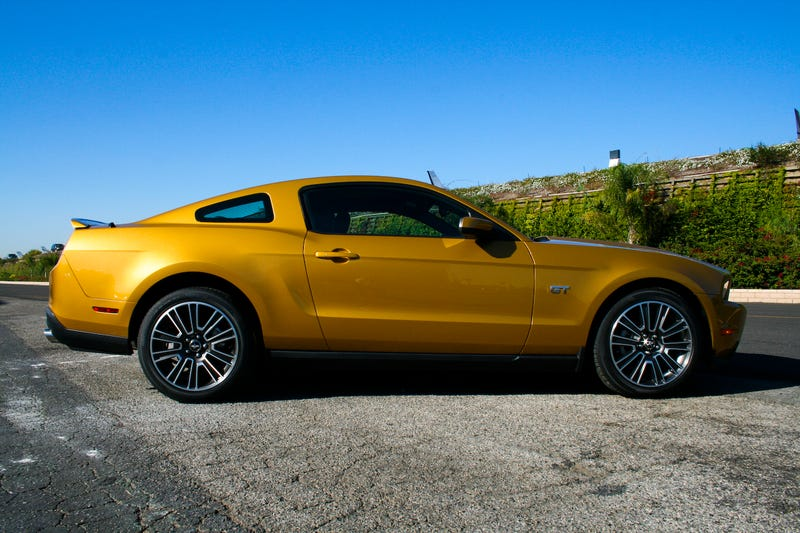 New Ford Mustang GT, Live From LA
