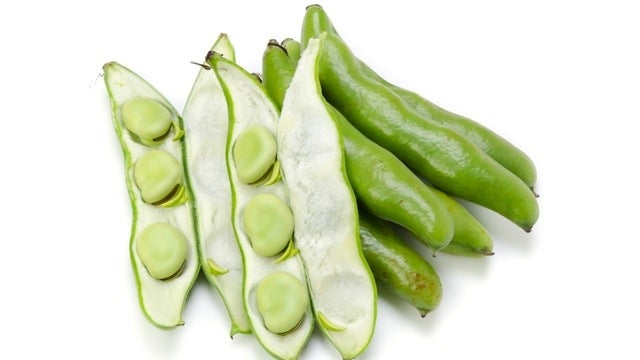 Don't Peel the Skins When You Snack on Fava Beans
